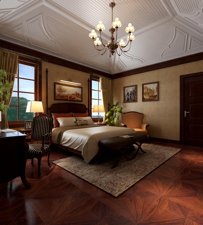 上海设计团队近期别墅样板房设计作品