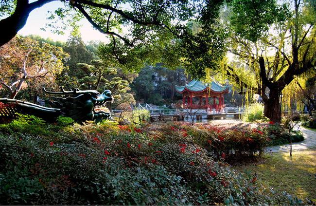 上海近代第一座中西合璧的花园别墅:丁香花园