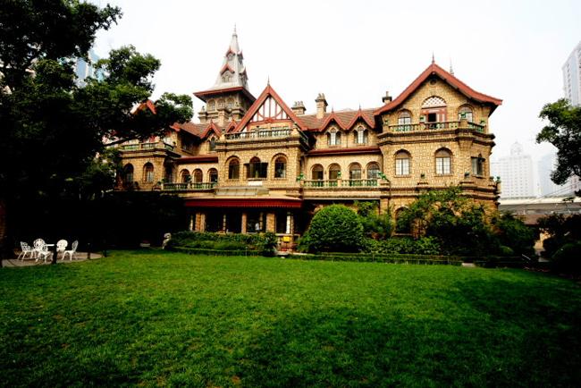 上海经典建筑设计:马勒别墅