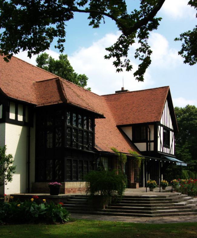 英国乡村别墅的典范:上海沙逊别墅