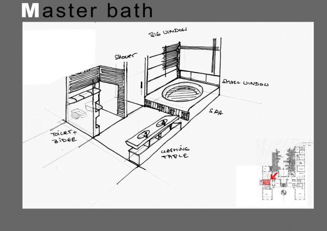 休士顿别墅建筑设计(美国)