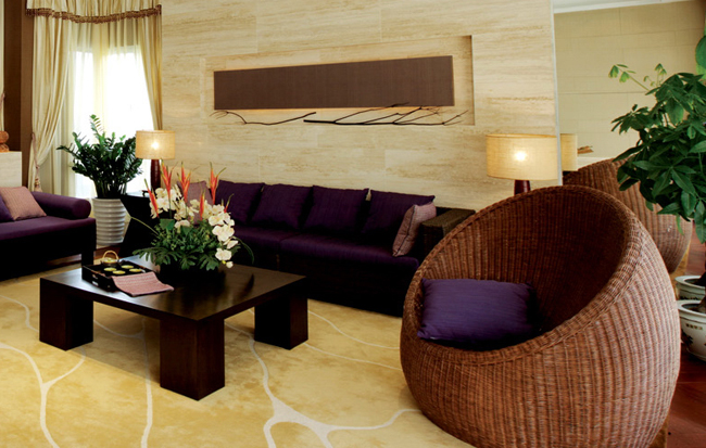 现代风格室内设计师别墅设计方案