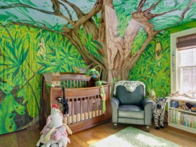 上海专业设计师谈儿童房设计装修_别墅设计_别墅效果