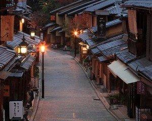 日本-古京都遗址