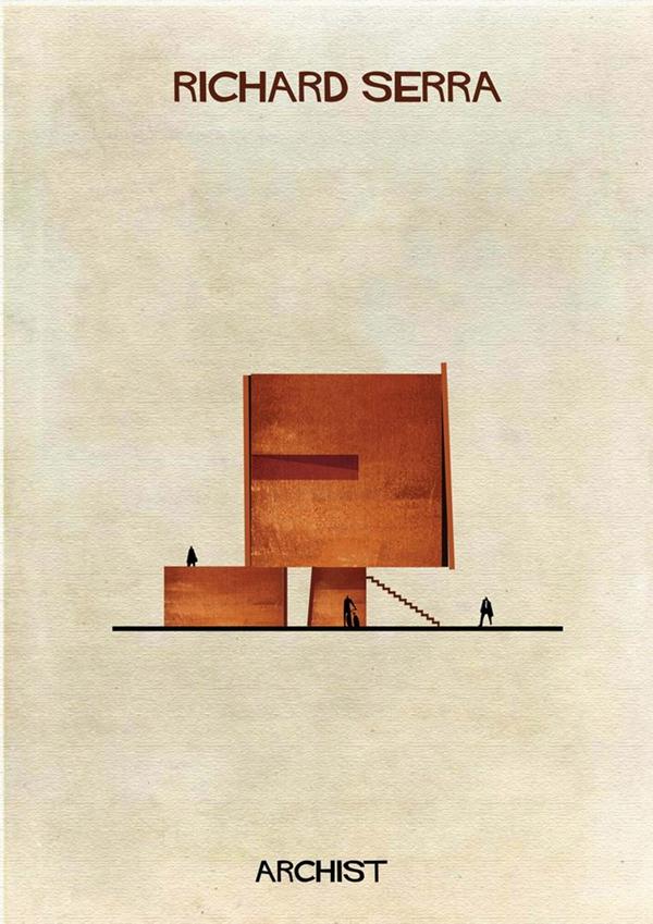 """当""""艺术""""被转换成""""建筑"""""""