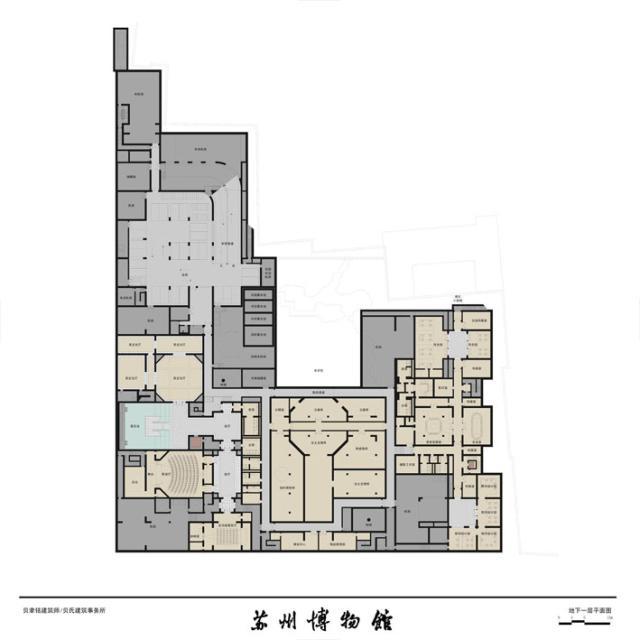 苏州博物馆新馆设计方案