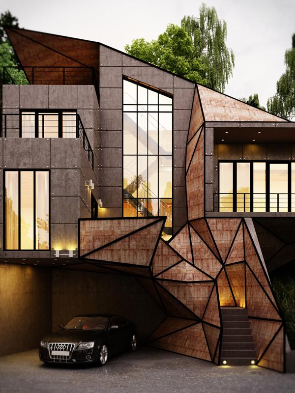 独立别墅设计案例