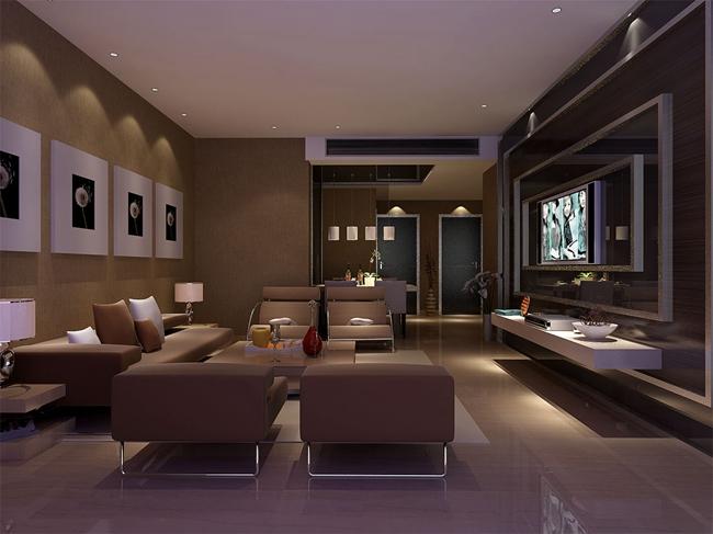 圣约翰名邸俞女士住宅设计方案(上海)